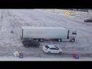 Мертвая зона фуры. Почему попадают под колеса грузовика