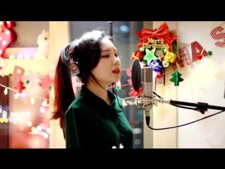 Кавер на песню Selena Gomez, Marshmello - Wolves в исполнении J.Fla