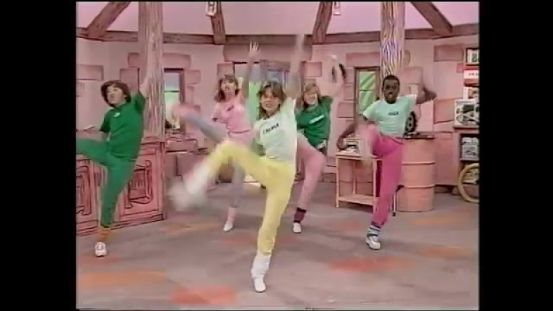 Emus Pink Windmill Kids Cant Stop the Music