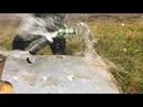 Мачете и топор с AliExpress против алюминиевых банок