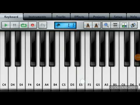 Наруто Шиппуден 5 опенинг(Андроид пиано версия)/Naruto Shippuden 5 opening(Android piano version)