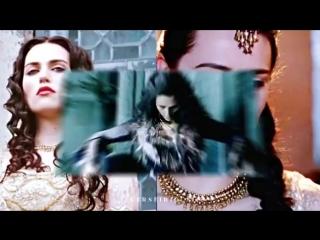Merlin Vine | Мерлин | Morgana Pendragon | Katie McGrath