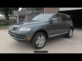 2005 Volkswagen Touareg V8 Start Up, Exhaust, and In Depth Tour