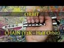 Нож-бабочка. Балисонг трюки - флиппинг средний уровень 1. Orbit, Chain Y2K - Half Orbit