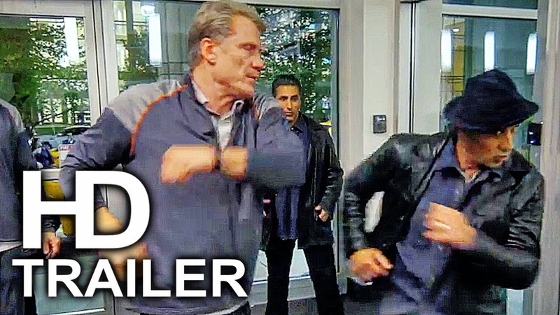 CREED 2 Behind The Scenes Funny Bloopers Gag Reel Trailer (2018) Rocky Sylvester Stallone Movie HD