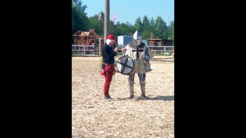 Реконструкция средневековья † Тевтонский орден 2