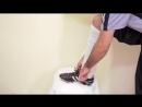 Как надеть футбольные щитки Шаг 6