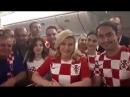 От имени хорватских болельщиков спасибо России за сердечный прием! Вы прекрасные хозяева.