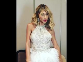 Светлана Лобода в платье Jovani