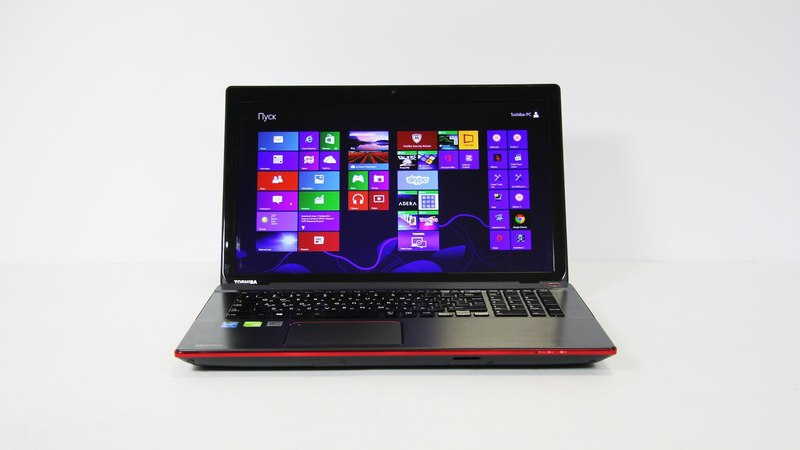 Видео обзор ноутбука Toshiba Qosmio X70