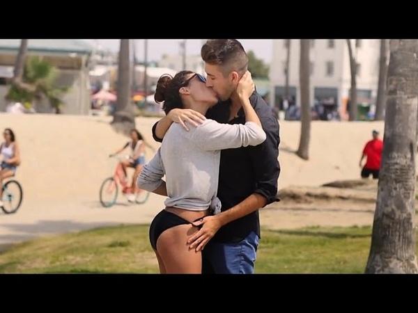 Kissing Prank - PrankInvasion Celebrity Edition