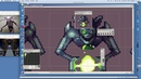 How to pixel art animation of demon lamp for game background assets - DYA Games