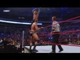 Randy Orton vs. Jeff Hardy - WWE Title Match Royal Rumble 2008