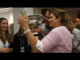 Roger Federers moments