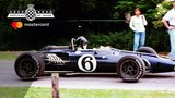 Top 25 Festival of Speed Moments Dan Gurney's FOS Debut