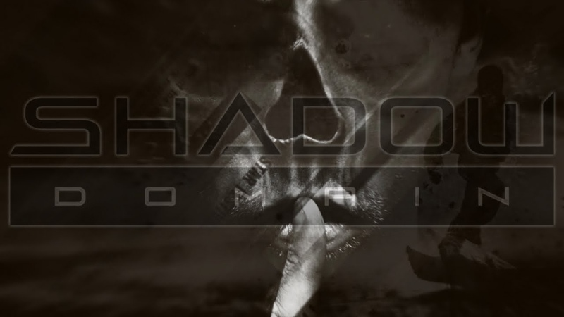 Shadow Domain Magnitizdat official lyric video Bleeding Nose Records