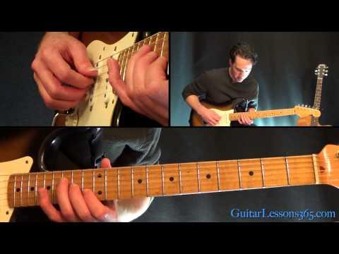 Jump Guitar Lesson - Van Halen - Chords