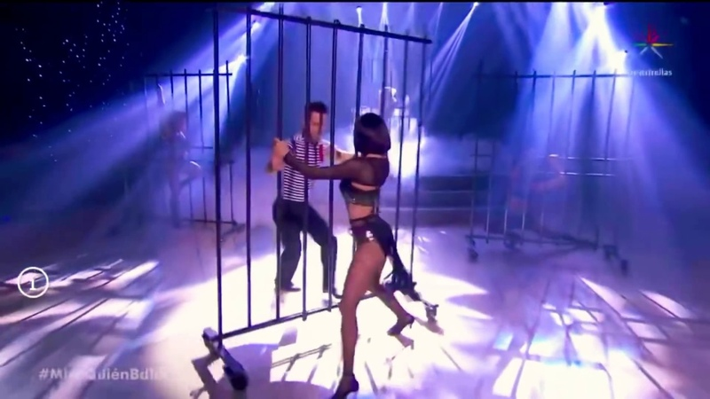 Greeicy Rendón Tango || Mira Quien Baila 2018 Sexta Gala