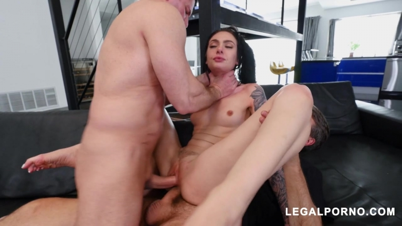 Marley Brinx [PornMir, ПОРНО ВК, new Porn vk, HD 1080, Anal, Toys, Gape, Asslicking, Rimming, A2M, Lingerie, Stockings, DP]