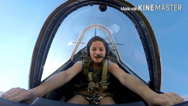 Як-52 высший пилотаж