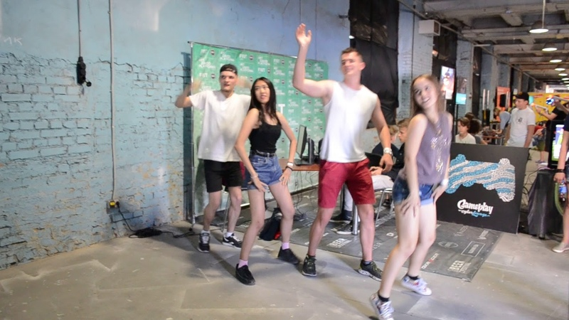 Just Dance. Video Zhara 2018. Funny