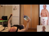 Фильм Тренировка, 3-я серия. Грудные мышцы. Разводка лежа или Приведение плеча