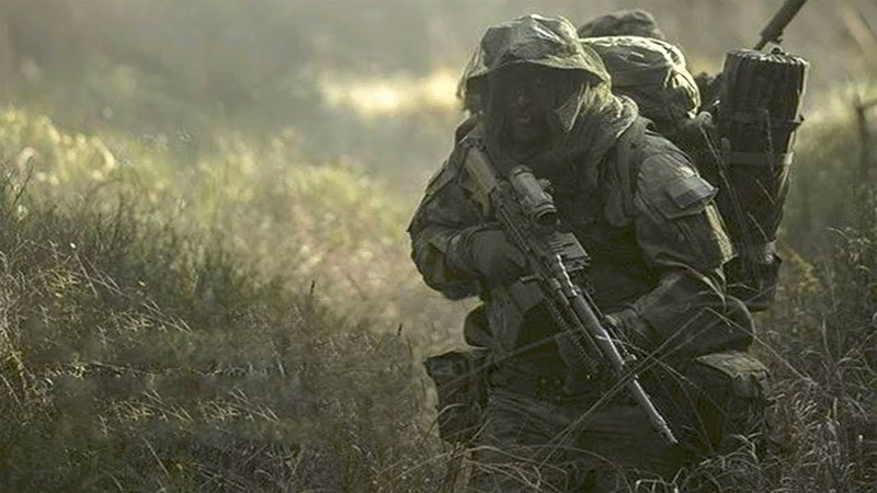 South Korean Special Forces -