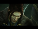WoW Legion Cinematic - Смерть Вариана Ринна - Varian Wrynn Death Cinematic