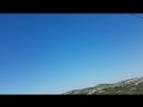 Скоростной спуск на плато горы Ай-Петри Республика Крым, Россия.