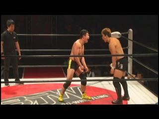 Kazuki Hashimoto vs. Yuki Morihiro (BJW - To Was Gat Early)