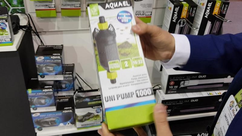 Новинки от компании Aquael