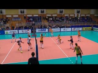 HIGHLIGHTS. Динамо-Метар — Енисей Суперлига 2017-18. Женщины