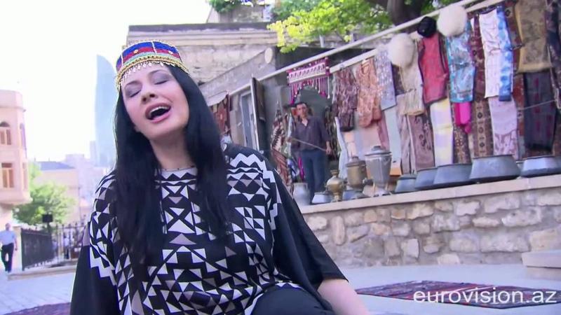 NEW Евровидение Баку Азербайджан ESC 2012 EuroVision Song Contest