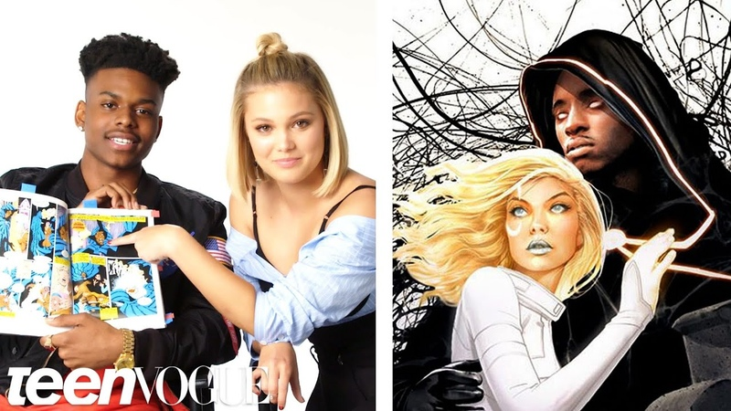 Marvel's Cloak and Dagger Stars Explain How the Show Compares to the Comics | Teen Vogue