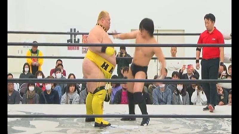 Ryota Hama vs. Takuya Nomura (BJW - Ikkitousen Strong Climb 2018 - Day 1)