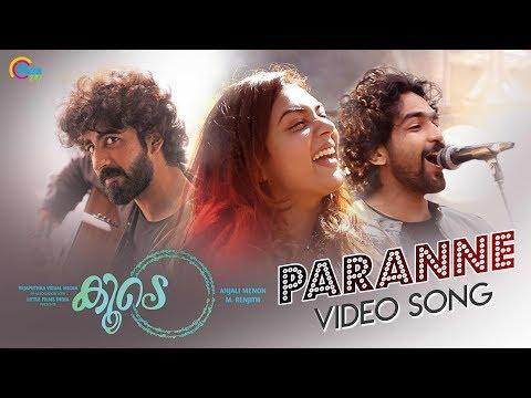Koode Paranne Song Prithviraj Sukumaran Nazriya Nazim Parvathy Anjali Menon Raghu Dixit M Renjith