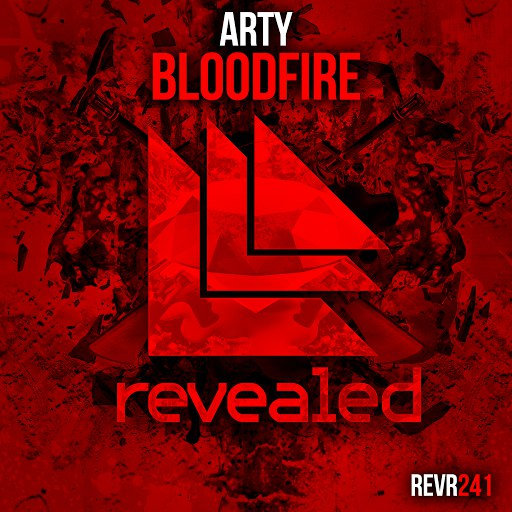 Arty альбом Bloodfire