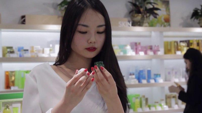 Рекламный ролик мультибрендового бутика NAMU
