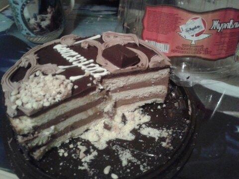 Торт песочный Ленинградский оригинальный New