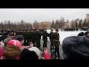 присяга Анатолия Москва январь 2016