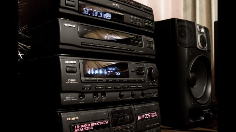 Звучание CD на Aiwa mx-z3400m