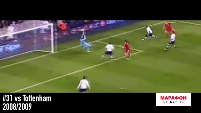 ● Дирк Кейт все голы за Ливерпуль