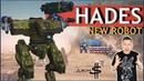 War Robots - Hades! Неубиваемая машина!