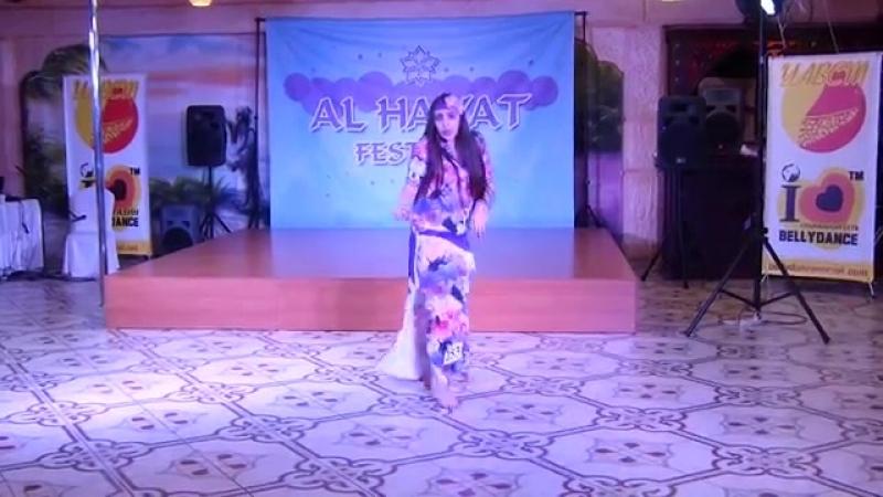 Khaled Mahmoud and Diana Gabrielyan 'Al Hayat Fastival' 21192