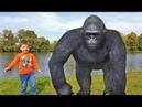 Kids and Monkey Johnny Johnny Baby Songs, Music Songs Johny Johny Yes Papa