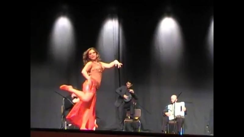 Katalin Breban winner dance on the 'Miss Bellydance of Europe 2011' competition 22070