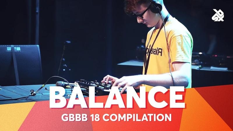 BALANCE   Grand Beatbox Battle 2018 Compilation