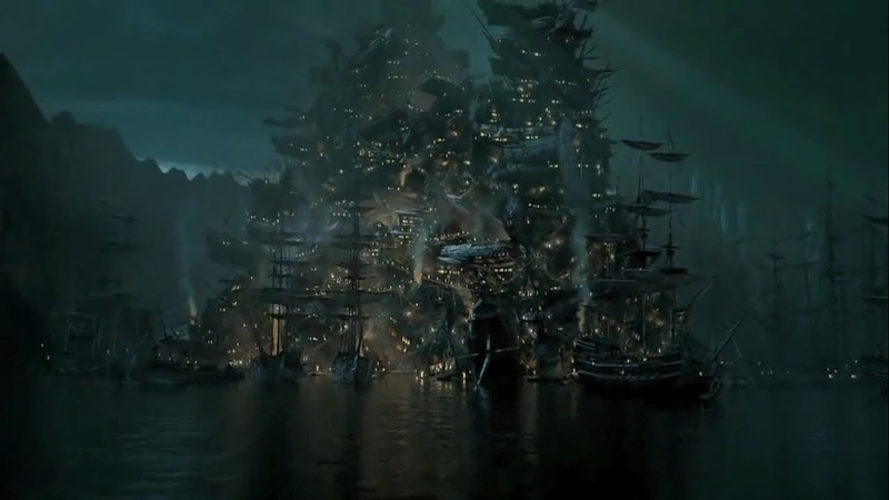 Pirates of the Caribbean 6: