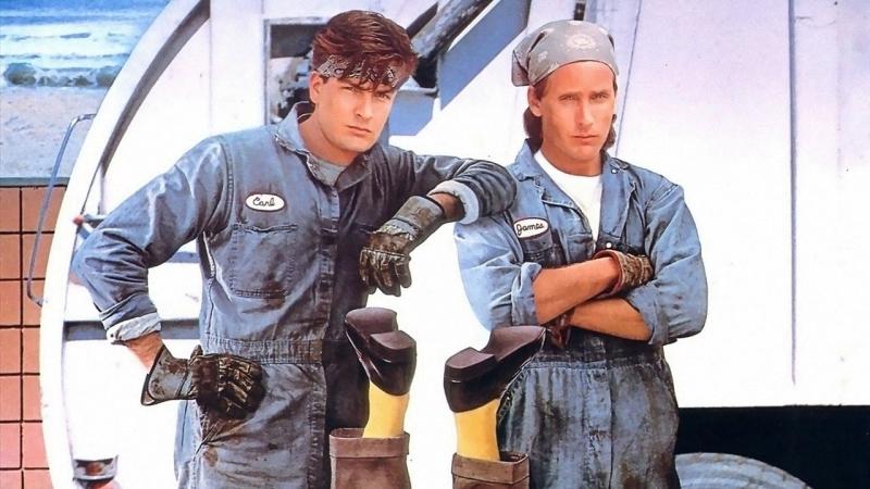 Мужчины за работой (1990)