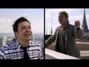 """Yodel"" with Jimmy Fallon  Brad Pitt"